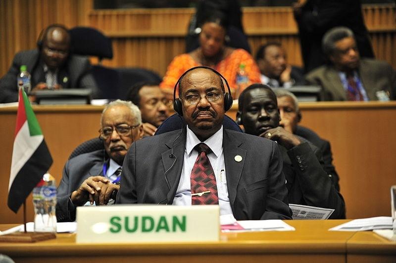 Omar Hassan Ahmad al-Bashir, former President of Sudan