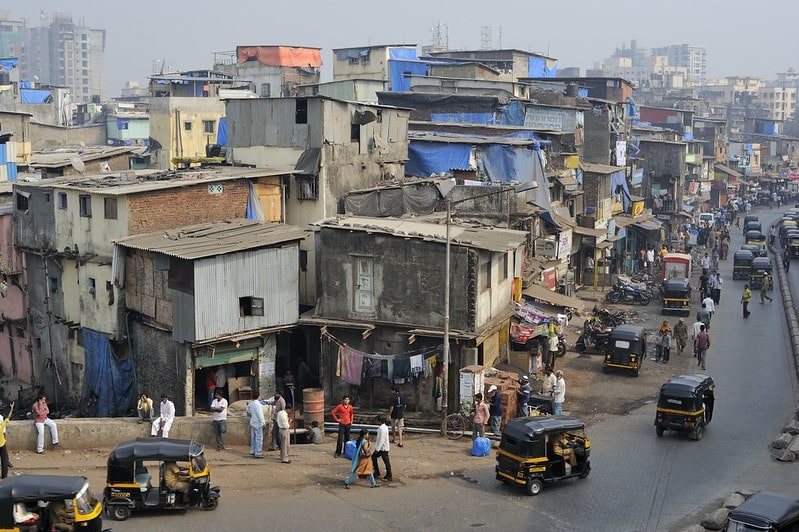 A still from Dharavi, Mumbai