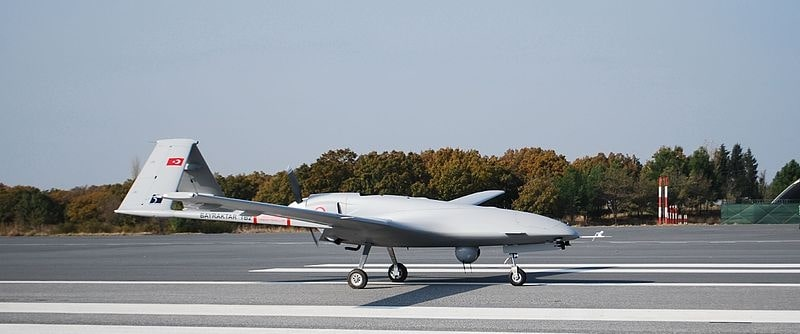 Bayraktar TB2—Turkey's first indigenous produced armed drone