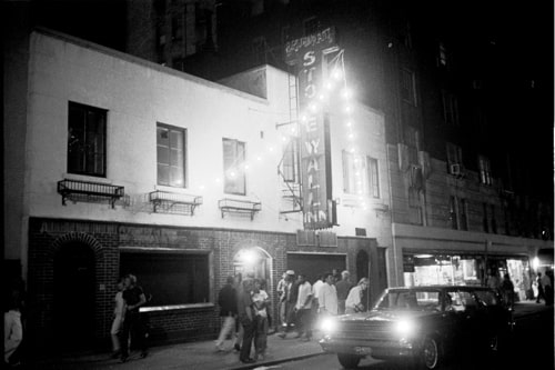 The Stonewall Inn in 1969