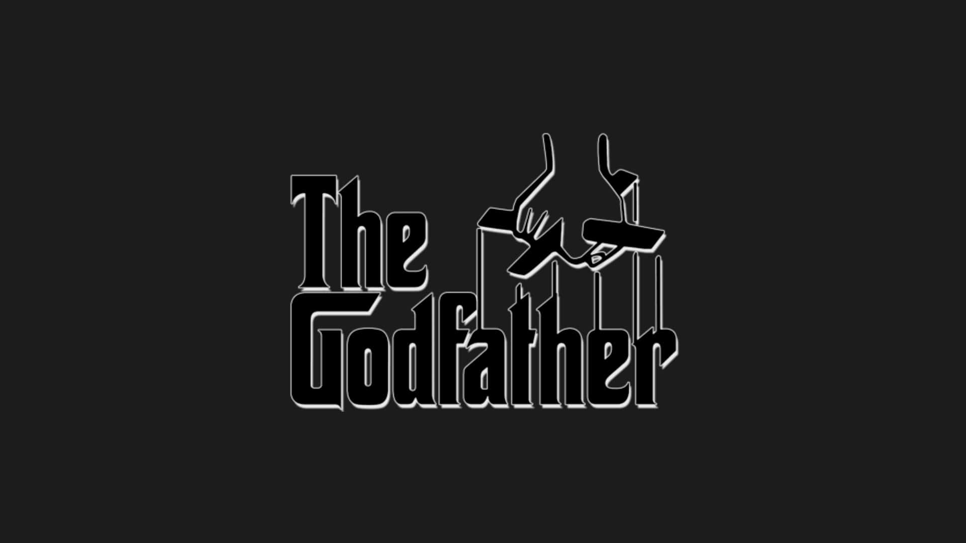 Logo of The Godfather (a movie made on Italian Mafia)