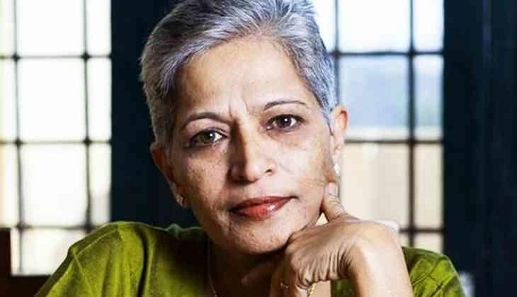Image of Gauri Lankesh