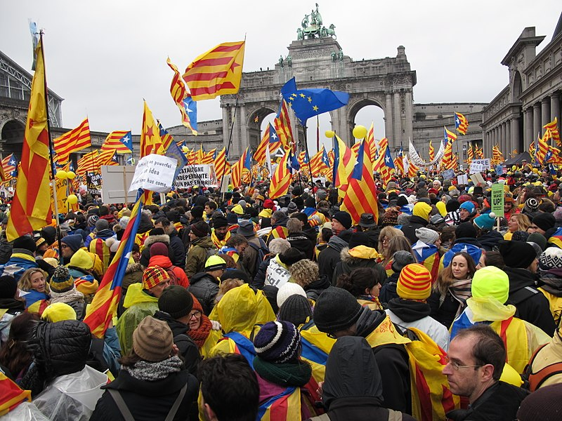 Pro Independence Protest