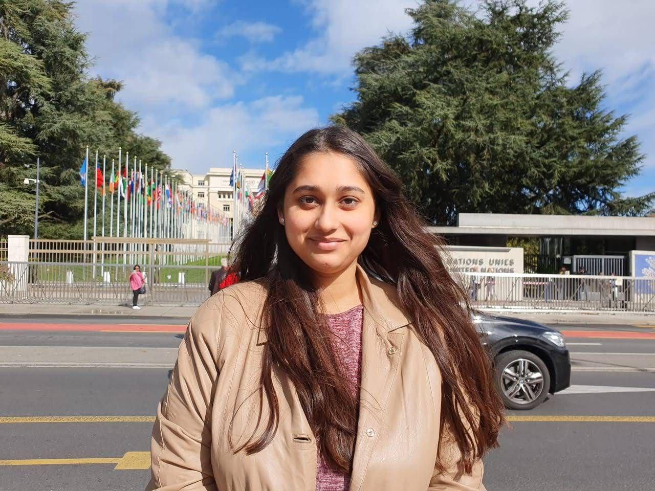 Varisha Tariq