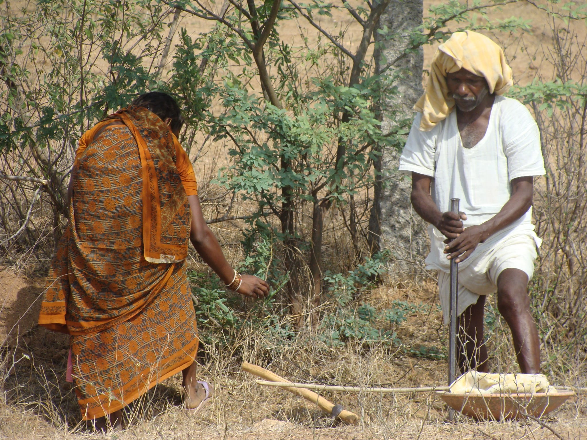 2 Indian Farmers