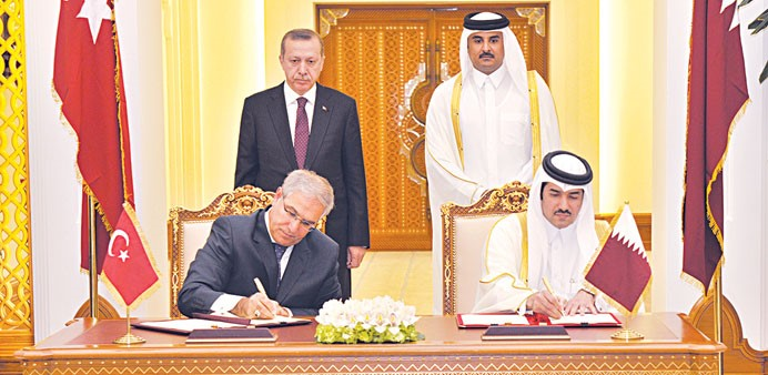 Turkey-Qatar Alliance