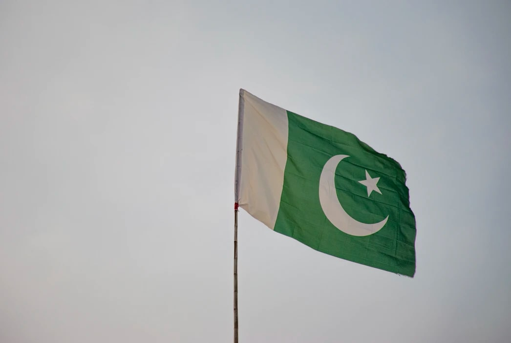 Representative Image, Pakistani Flag