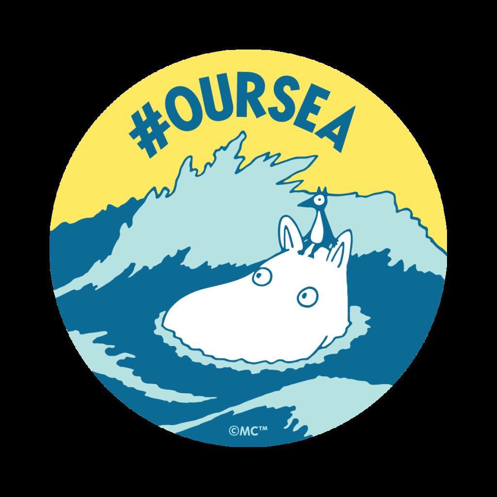 #OURSEA logo