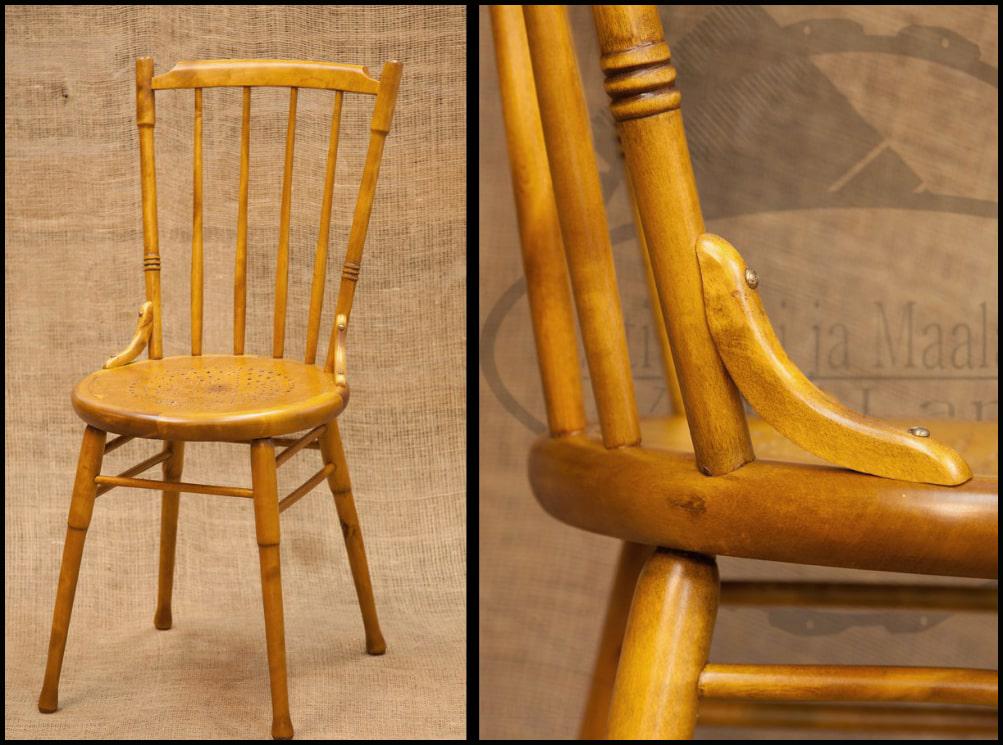 Entisöity tuoli