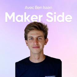 Ben Issen, designer freelance et créateur du site web supercreative.design