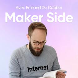 Emiland De Cubber, Marketing Manager & créateur de l'Internet Pin Company