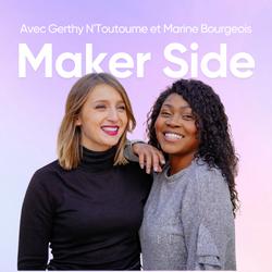 Gerthy N'Toutoume, Business Developer et Marine Bourgeois, Chef de projet digital & créatrices de Passe la seconde