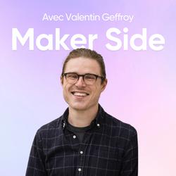 Valentin Geffroy, expert Webflow & créateur de Notion Everything