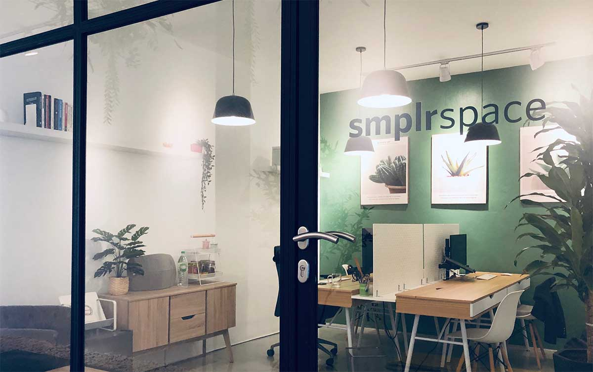 Photo of the Smplrspace office