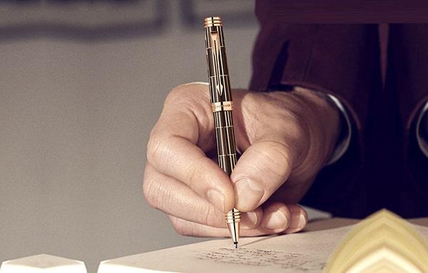 Kinh nghiệm chọn mua bút ký cao cấp