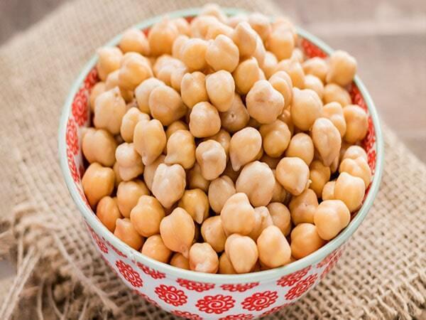 Hạt đậu gà chứa hàm lượng các chất dinh dưỡng đa dạng, phong phú