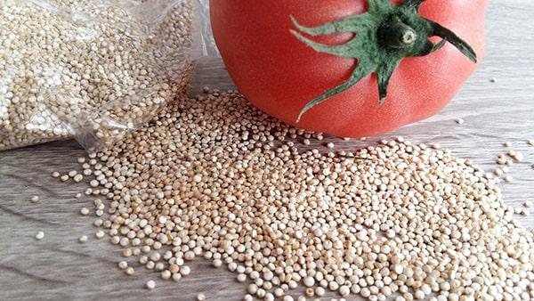 Hạt diêm mạch cung cấp nhiều chất dinh dưỡng thiết yếu