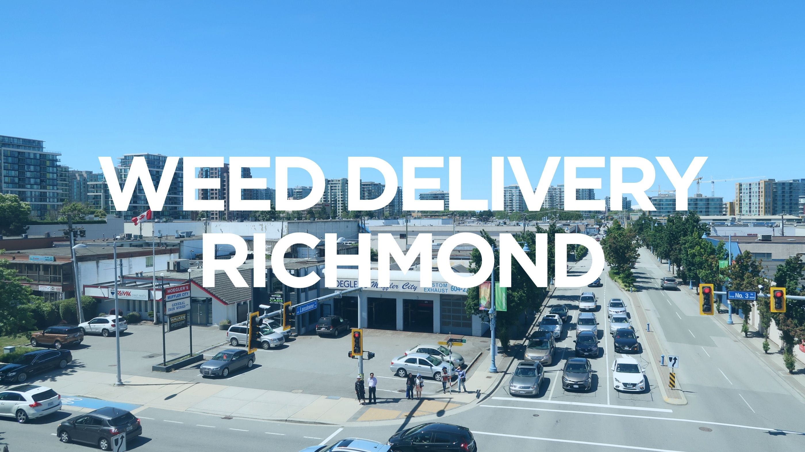 Weed Delivery Richmond