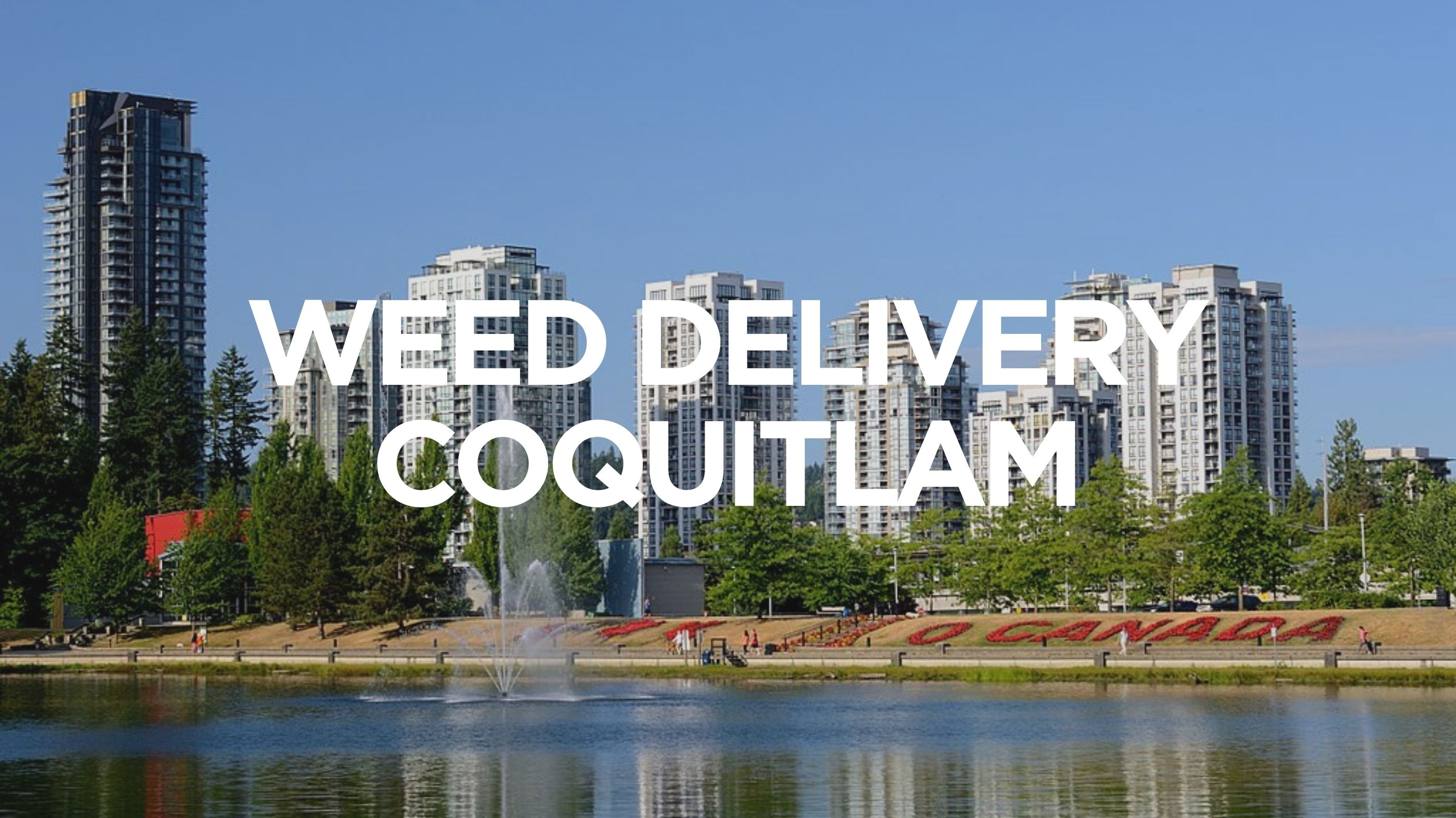Weed Delivery Coquitlam