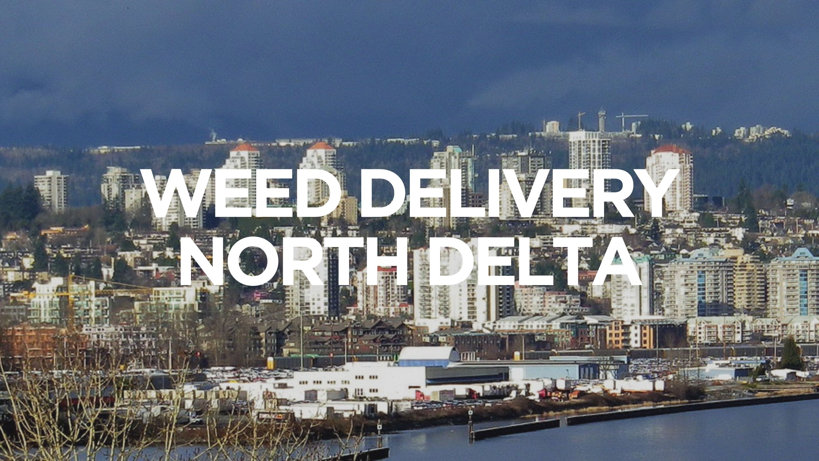 Weed North Delta