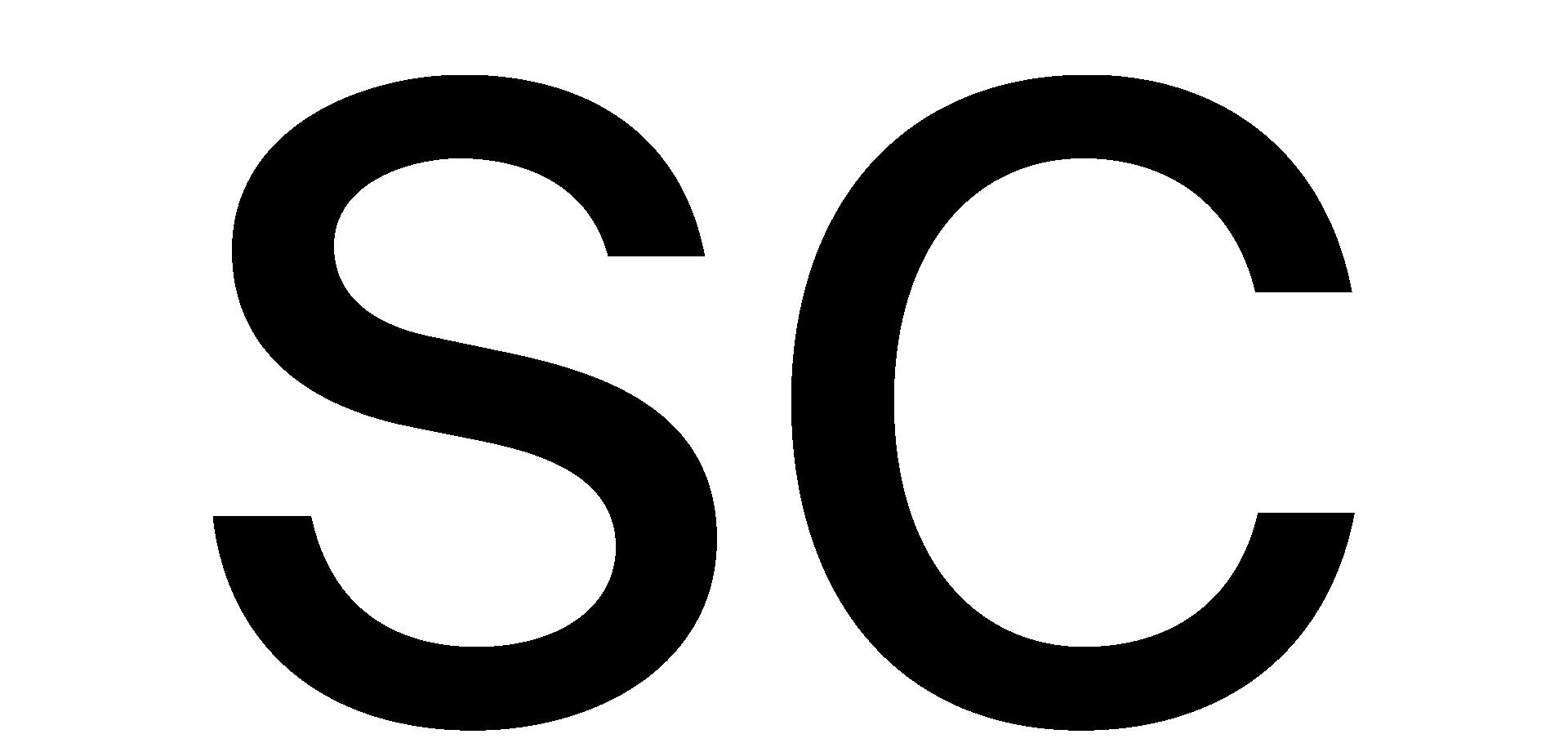 Samantha Chan initials