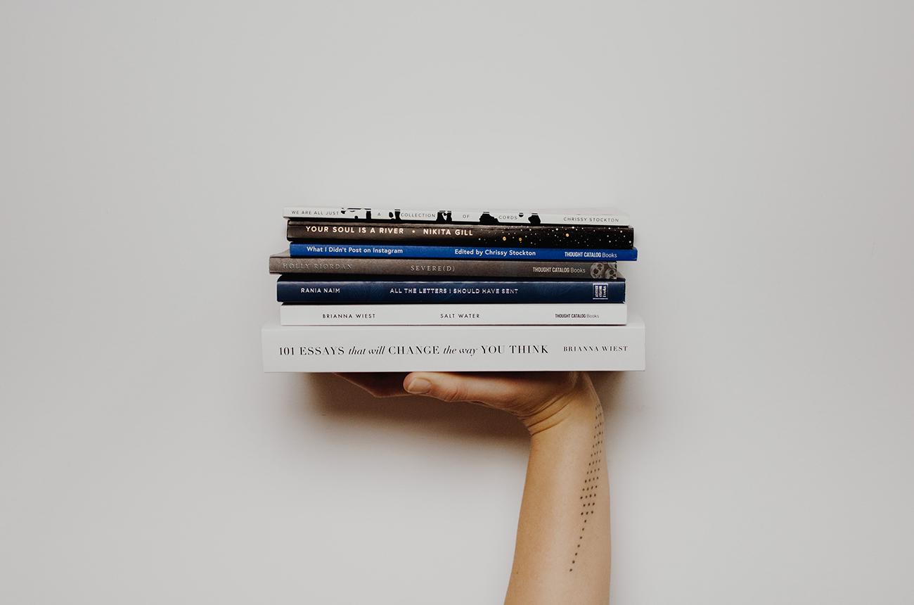 5 invaluable business books