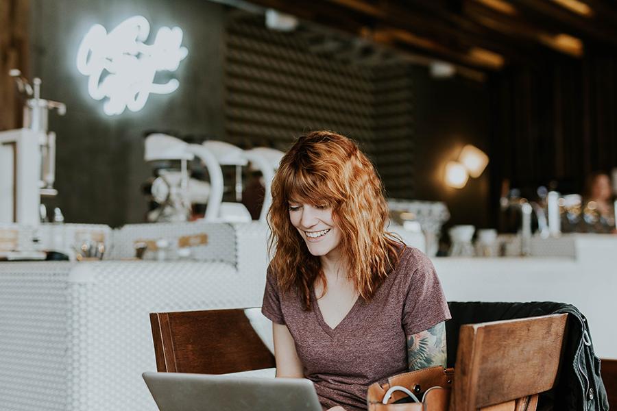start an online business - online language school