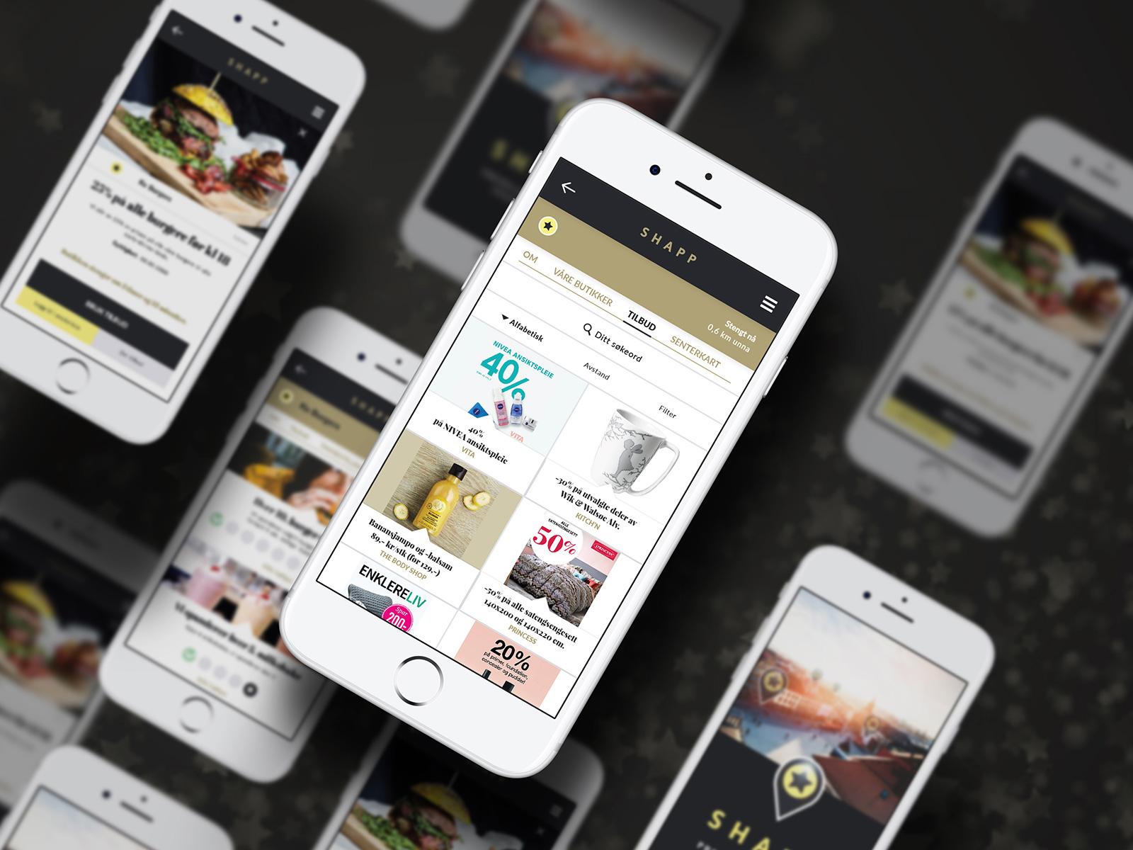 Shapp - Shopping App