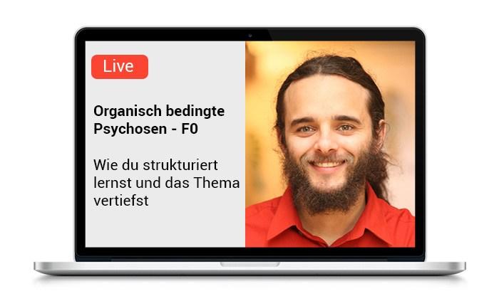 Live Webinar - Das Online Training für die Heilpraktiker (Psychotherapie) Prüfung