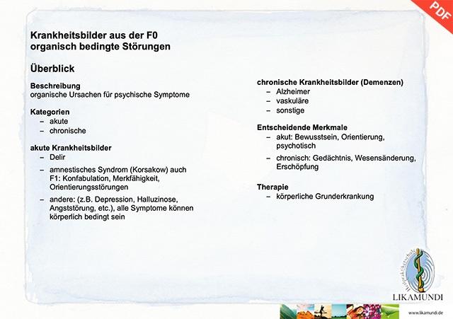 Zusammenfassung als PDF zum ausdrucken