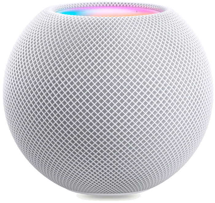 Picture of an HomePod mini device