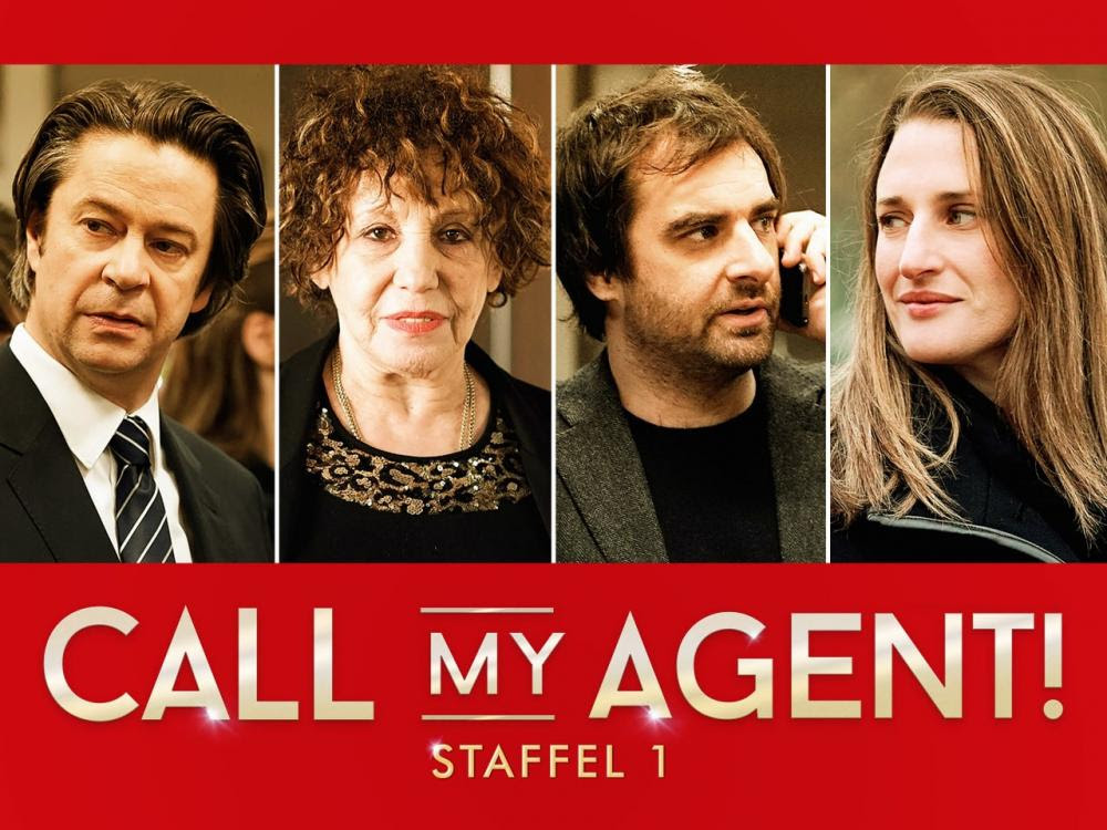 Call my agent banner