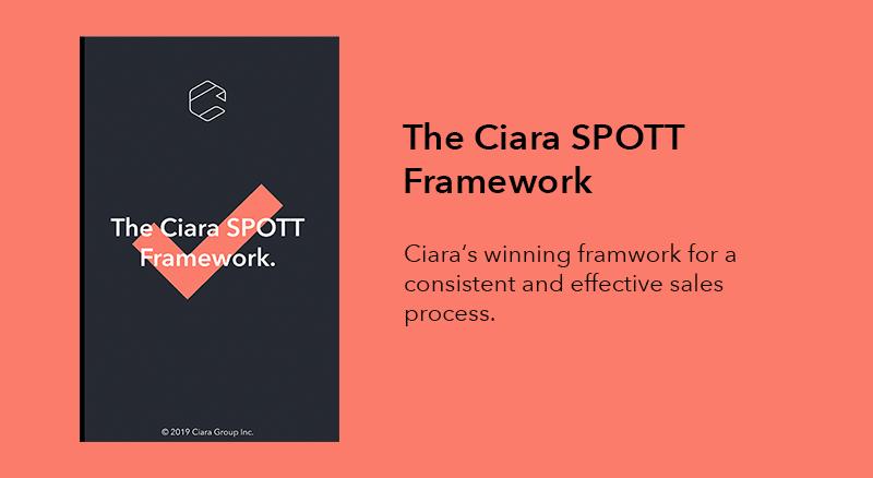 The Ciara SPOTT Framework