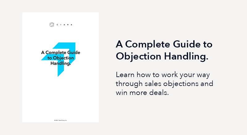 A Complete Guide to Objection Handling