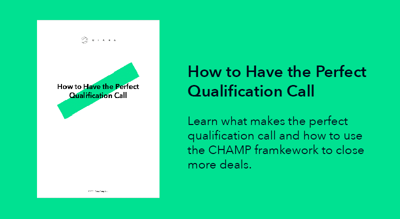 How to Have the Perfect Qualification Call