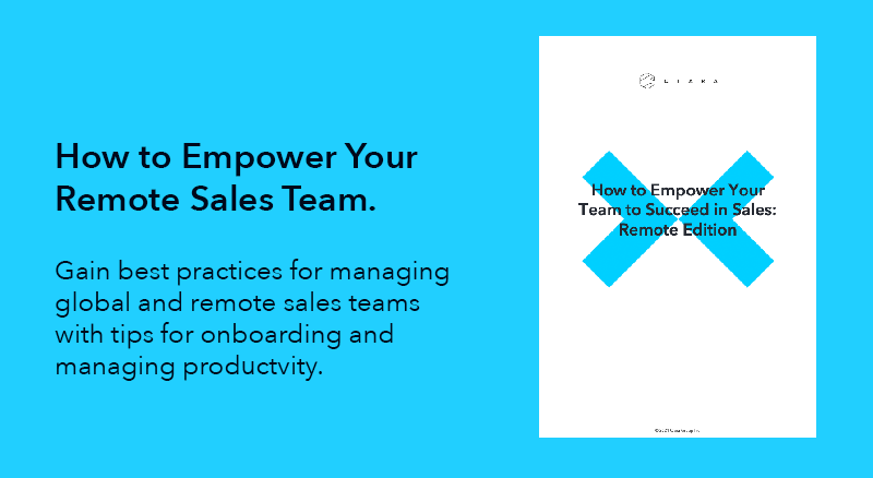 How to Empower Your Team to Succeed in Sales: Remote Edition