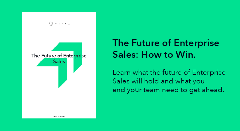 The Future of Enterprise Sales: What to Expect and How to Win