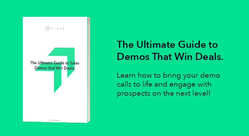 The Ultimate Guide to Product Demos That Win Deals