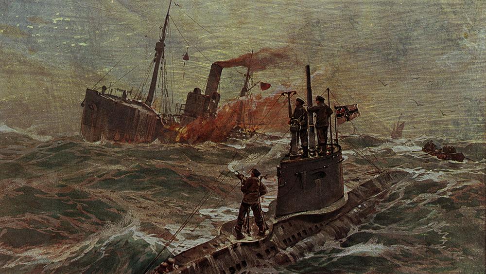 Uboats Off The Eastern Coast
