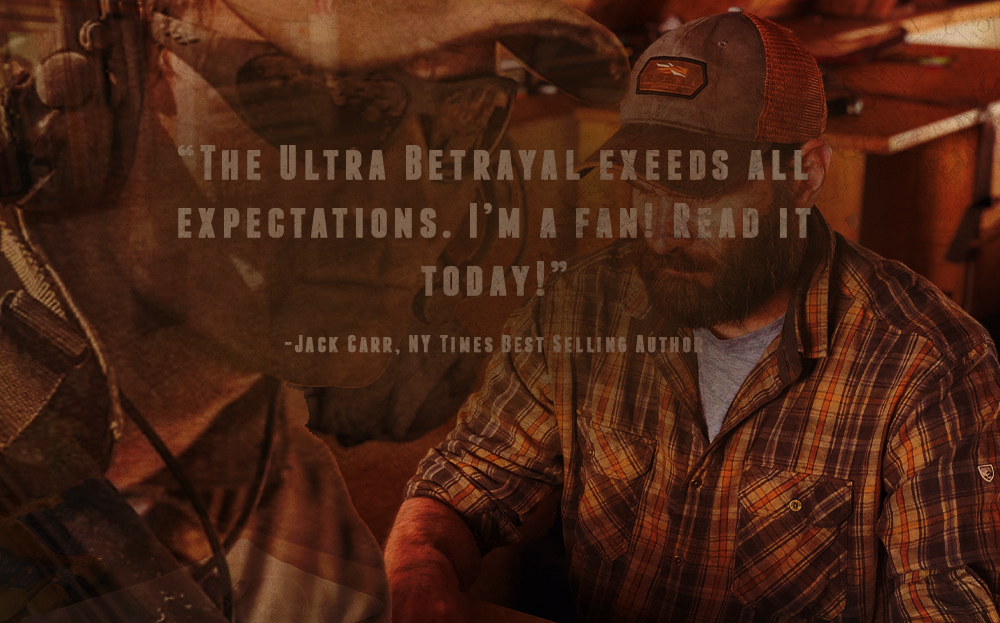 Jack Carr's Ultra Betrayal Review