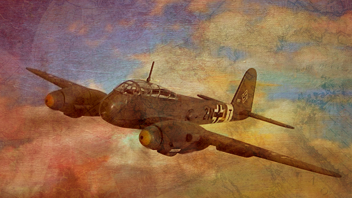 Messerschmitt Me210