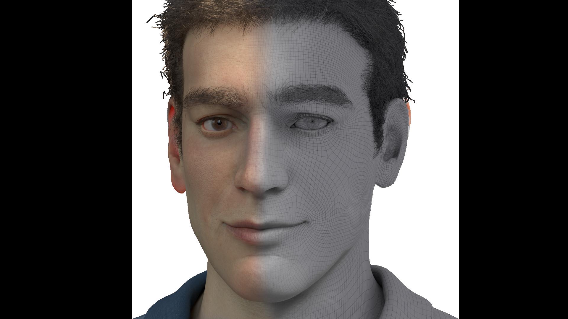 3D integration of assets