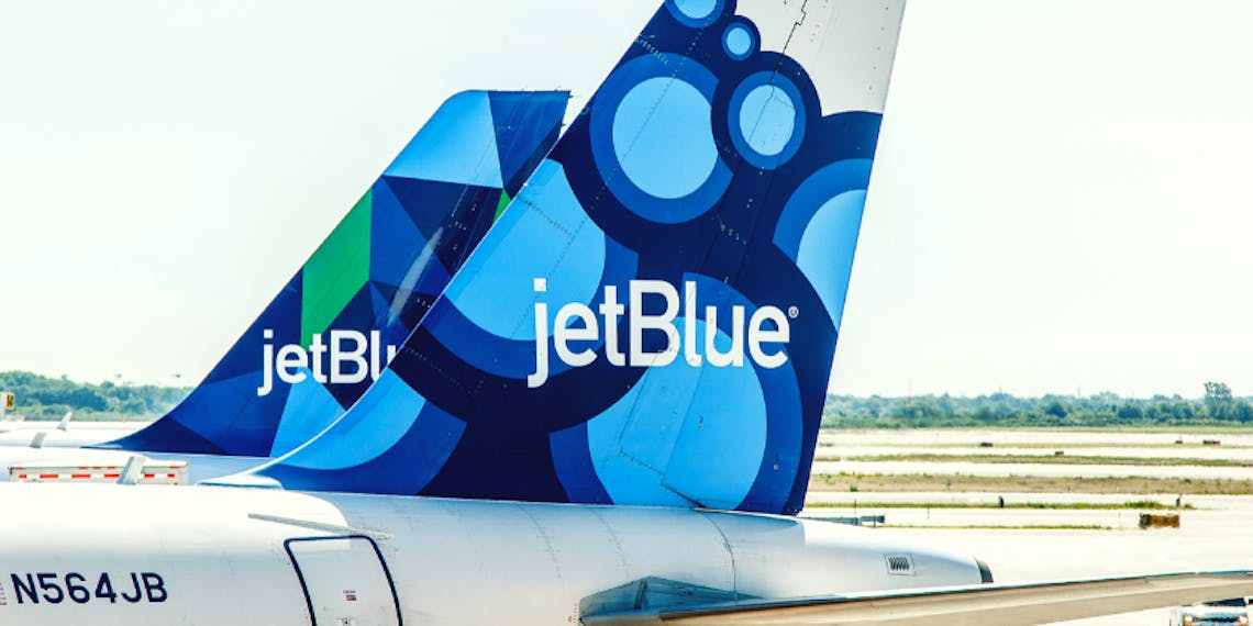JetBlue Strategy Blue Basic Fare