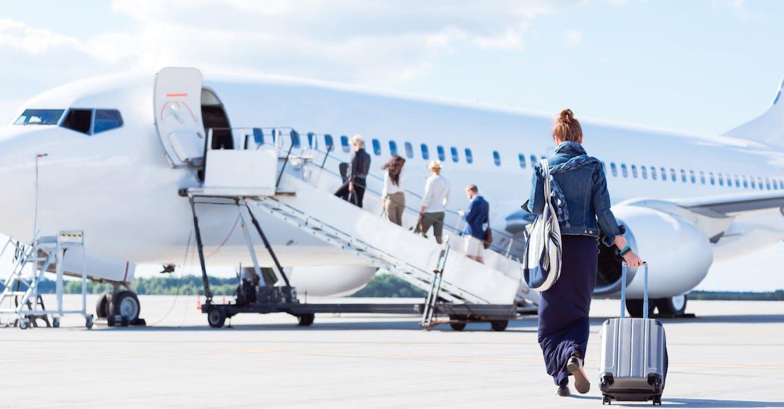 Airline demand October 2019