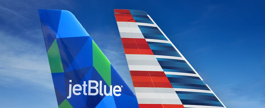 American Airlines' And JetBlue's Partnership