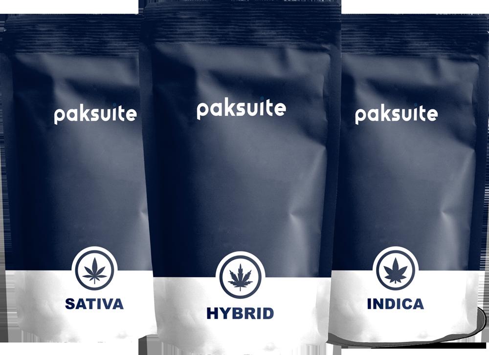 High End Cannabis Packaging