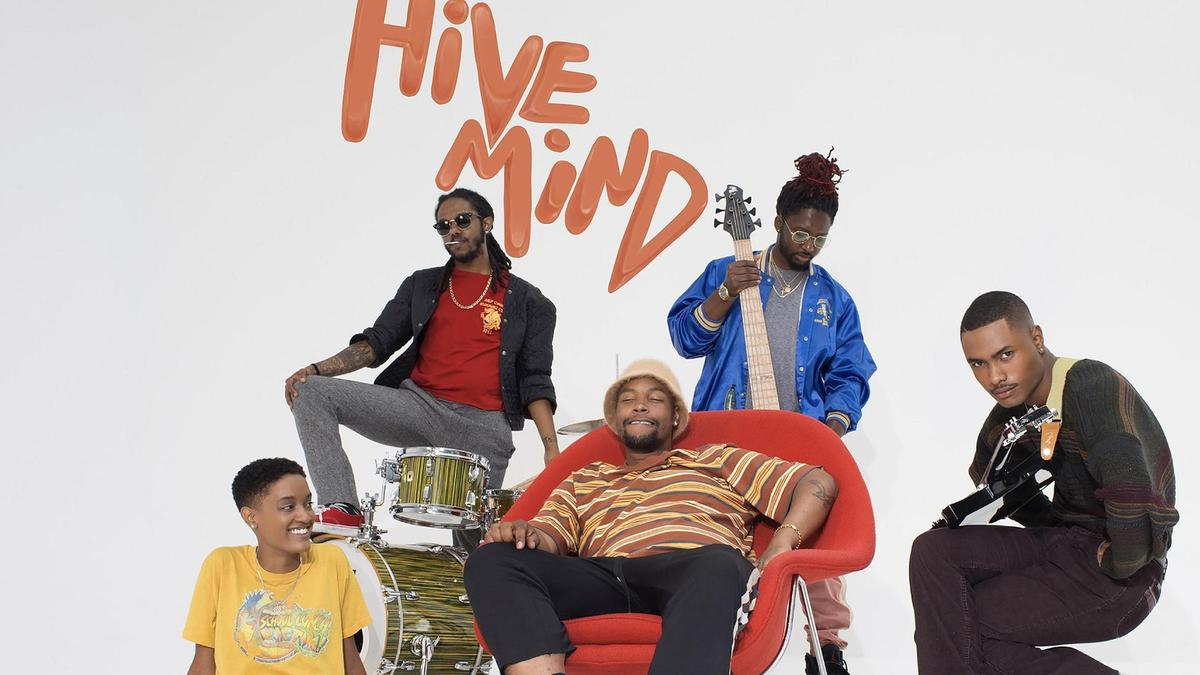 hive mind cover