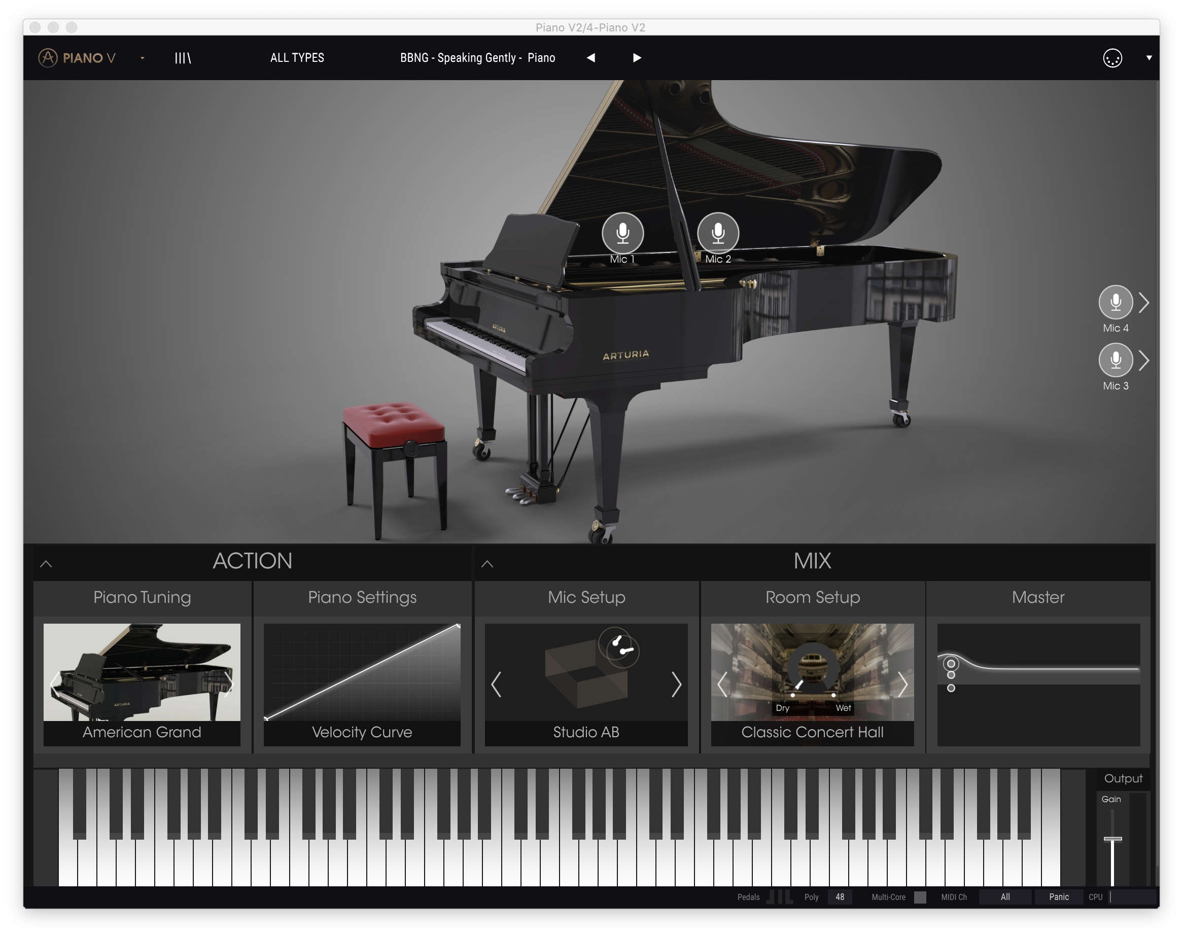 piano arturia badbadnotgood
