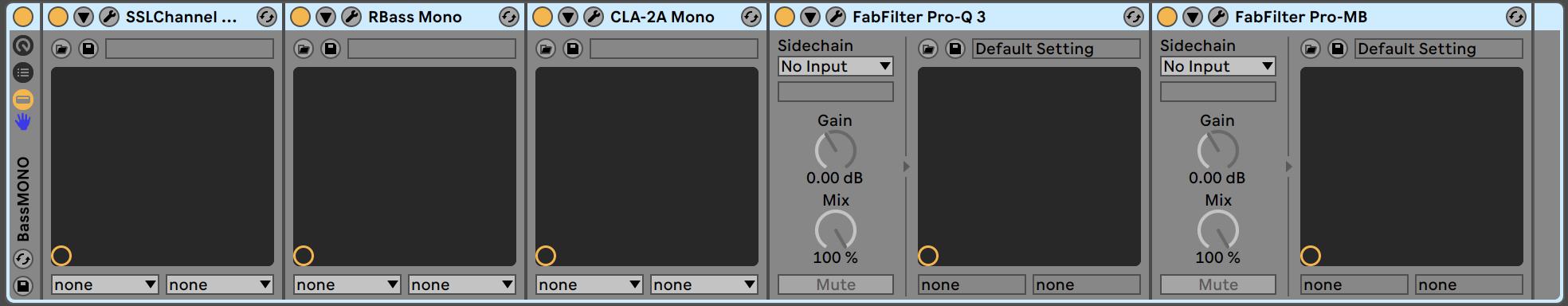 bass chain effects badbadnotgood