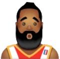 James Harden emoji